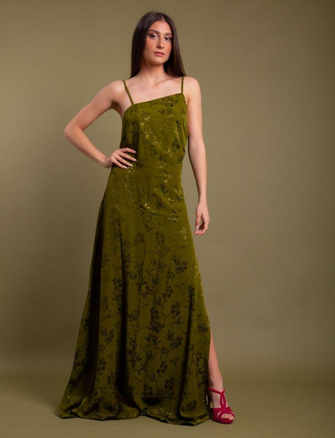 Camino dress olive