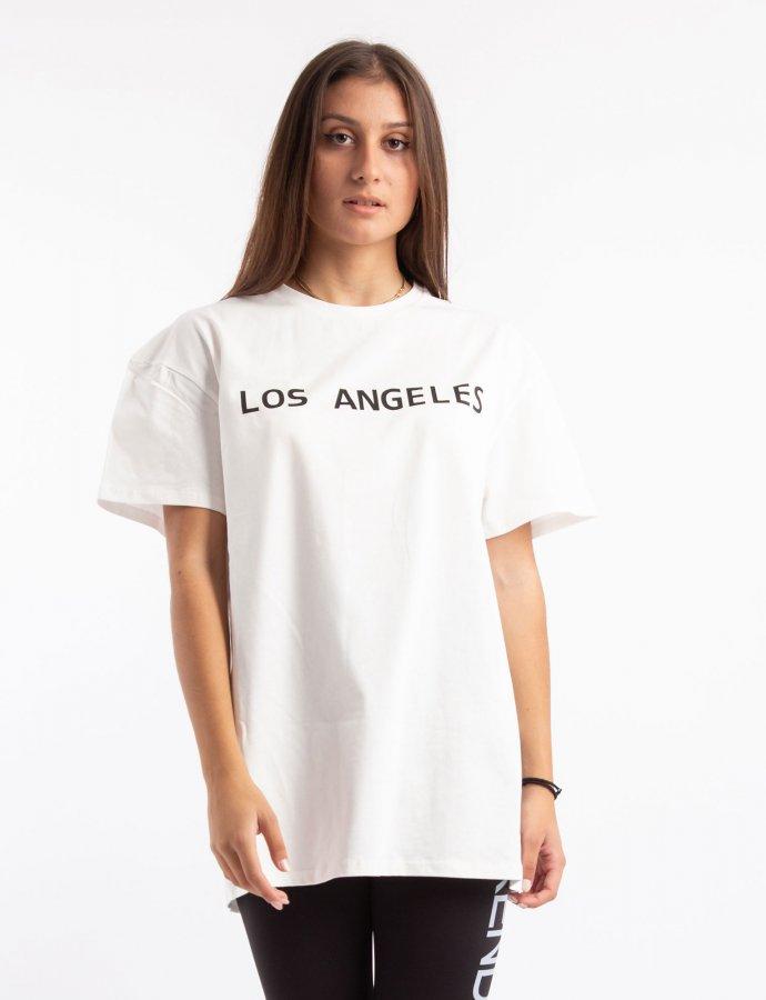 Active LA oversized t-shirt off-white
