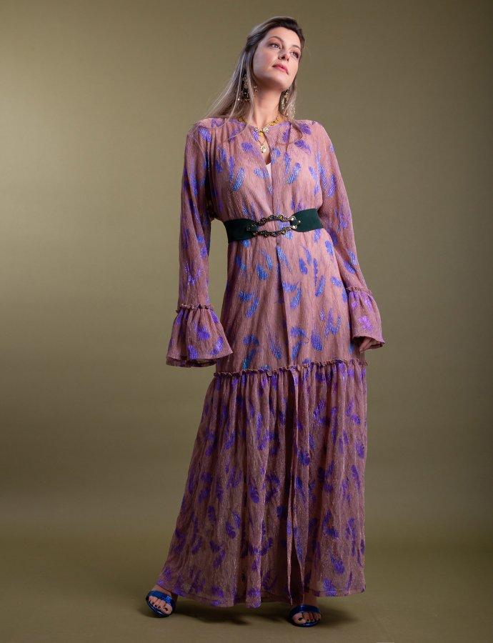 Pavo kimono