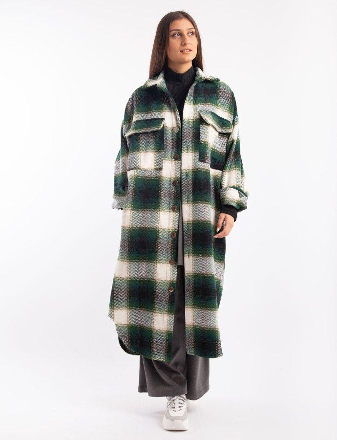 Grow maxi coat