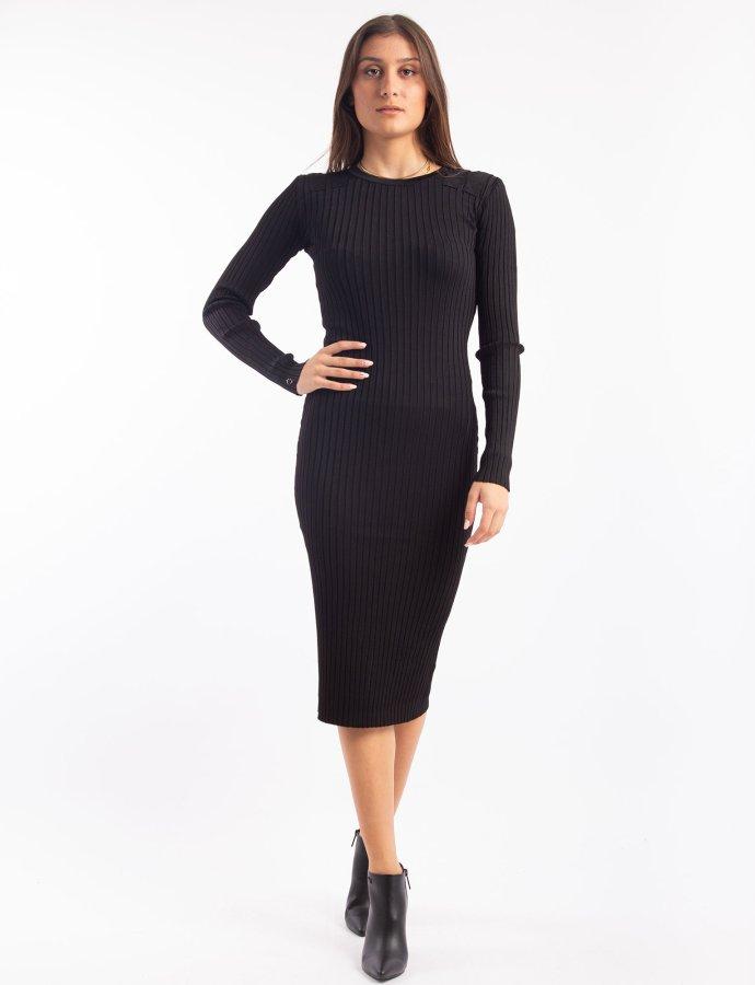 Florinda dress black