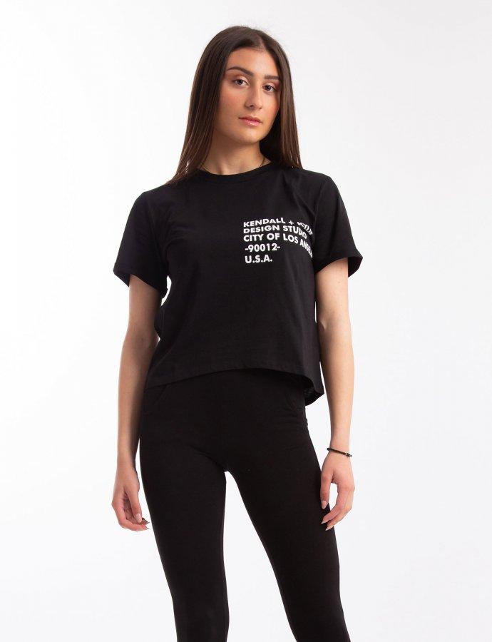 Classic logo t-shirt black