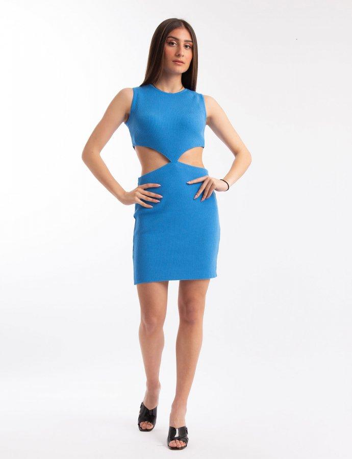 Combos S20 – Blue mini dress