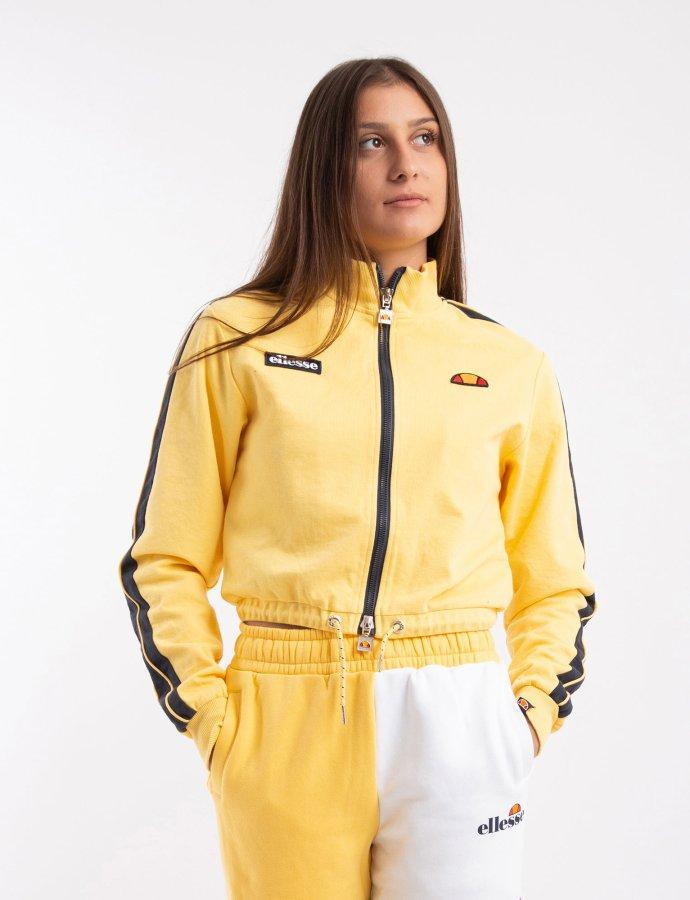 Laboria track top yellow