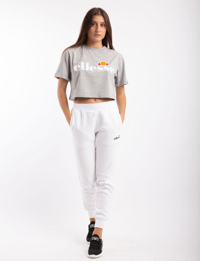 Hallouli jog pants white