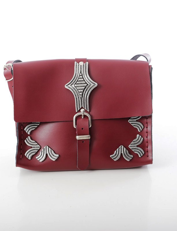 Your anchor burgundy bag