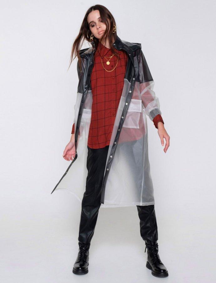 Raining pleasure windproof jacket