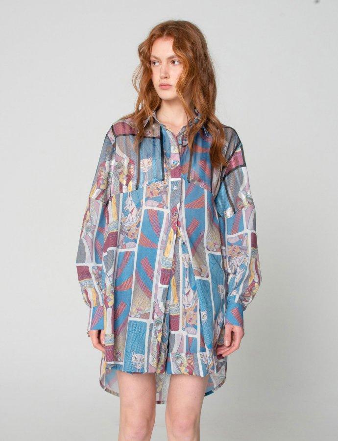 Roy shirt/dress