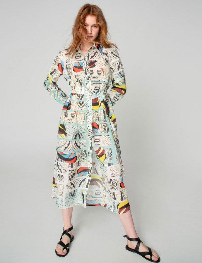 Andy long shirt/dress