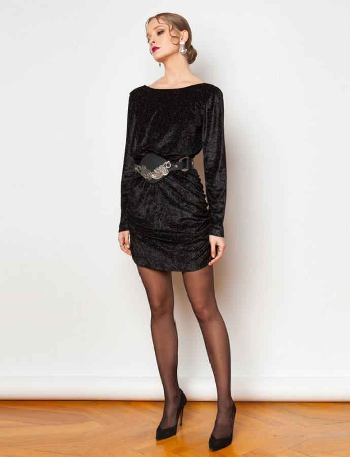 River mini dress