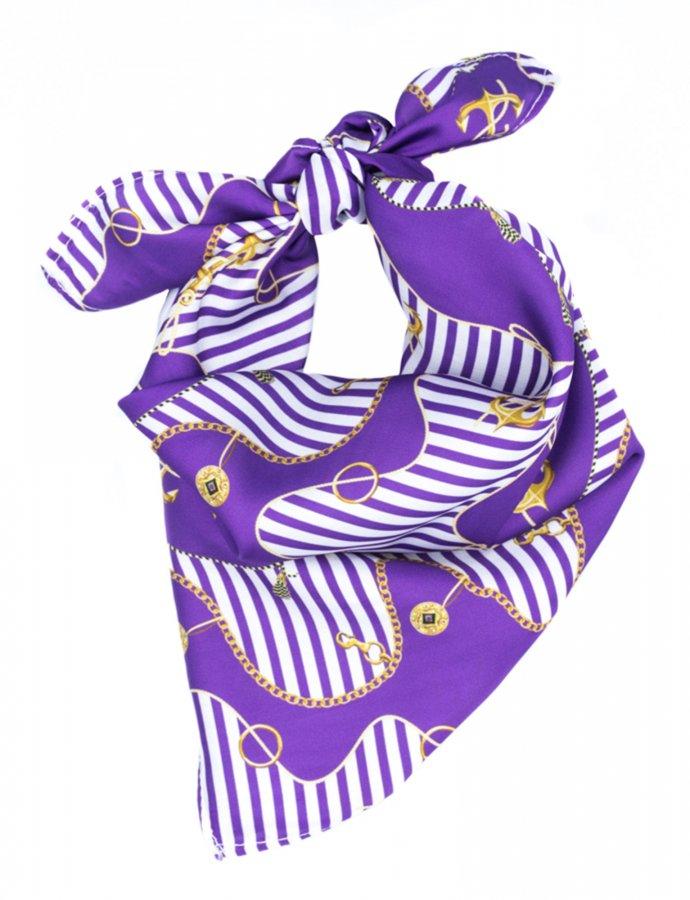 The getaway scarf anchor
