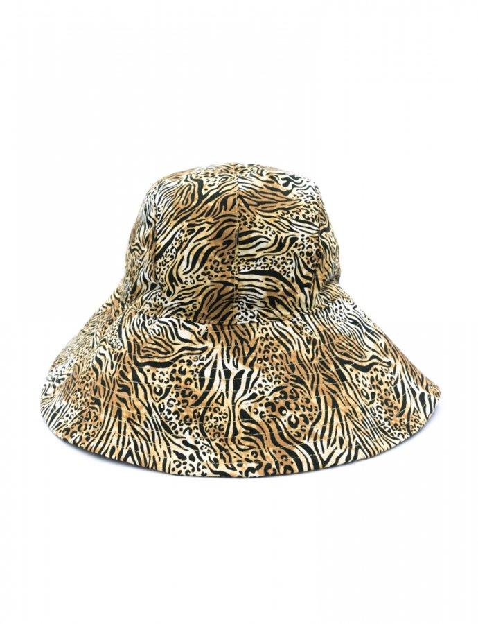The june hat animal print