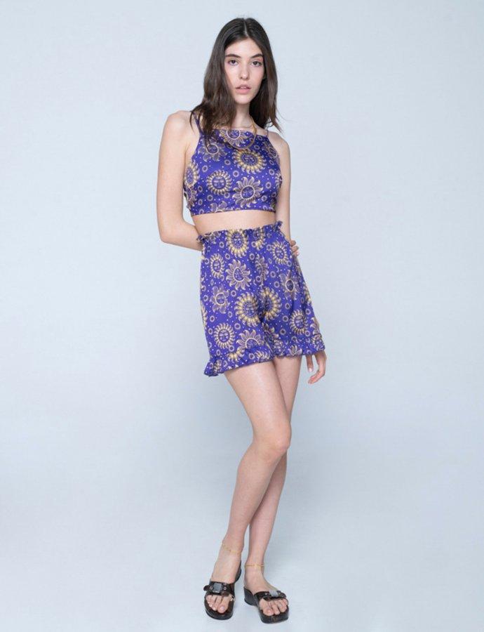Lucia shorts sun purple